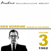 Ken Nordine - Passion In The Desert - Single