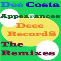 Dee Costa - Appearances the Remixes