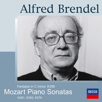 Alfred Brendel - Mozart: Fantasia in C Minor, K.396; Piano Sonatas