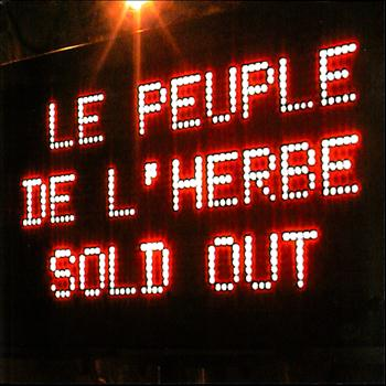 Le Peuple De L´Herbe - Sold-Out