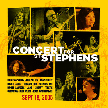 Various Artists - Concert For St. Stephen's