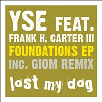 Yse feat. Frank H. Carter III - Foundations EP