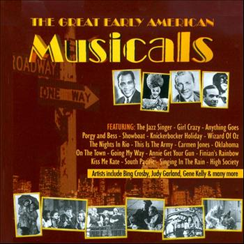 Various Artists - The Great Early American Musicals