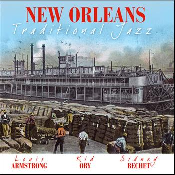Various Artists - New Orleans - Traditional Jazz