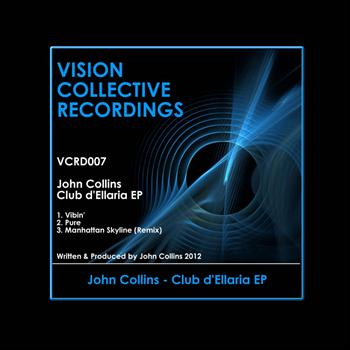 John Collins - Club d'Ellaria EP