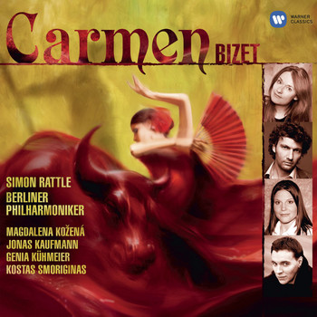 Sir Simon Rattle/Berliner Philharmoniker - Bizet: Carmen