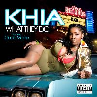 Khia - What They Do - EP