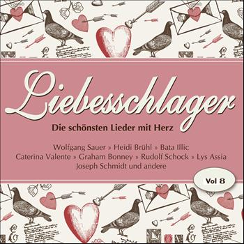 Various Artists - Liebesschlager, Vol. 8
