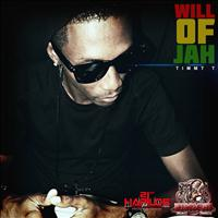 Timmy T - Will of Jah - Single