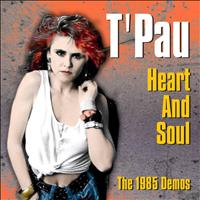 T'Pau - Heart and Soul - The 1985 Demos