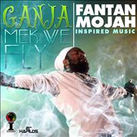 Fanton Mojah - Ganja Mek We Fly
