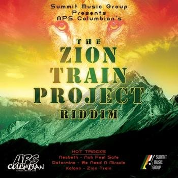 Various Artists - Zion Train Project Riddim