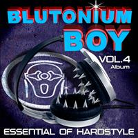 Blutonium Boy - Essential of Hardstyle Vol. 4 (The 4th Album)