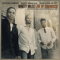 Stefon Harris - Ninety Miles Live At Cubadisco