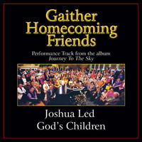 Bill & Gloria Gaither - Joshua Led God's Children Performance Tracks
