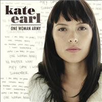 Kate Earl - One Woman Army  - Single