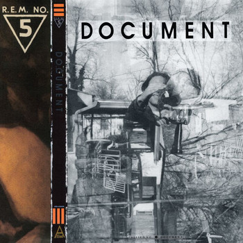 R.E.M. - Document - 25th Anniversary Edition