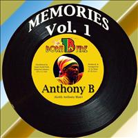Anthony B - Memories Vol. 1