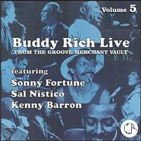 Buddy Rich - BUDDY RICH LIVE