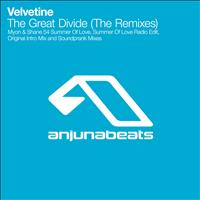 Velvetine - The Great Divide (The Remixes)