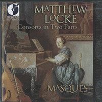 Masques - Locke, M.: Consorts in 2 Parts