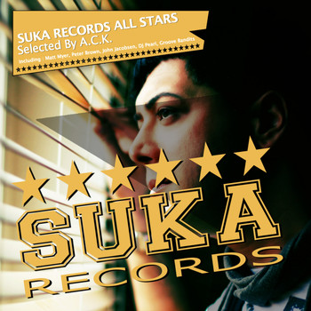 Various Artists - Suka Records All Stars Selected By A.c.k.