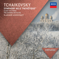 "Philharmonia Orchestra - Tchaikovsky: Symphony No.6 ""Pathétique""; Elegie For Strings"