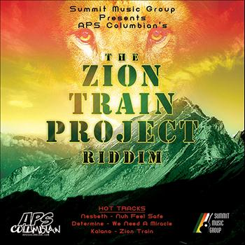 Various Artists - The Zion Train Project Riddim
