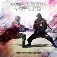 Bassface Sascha - Spinning Knifes / Pain Relievers