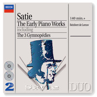 Reinbert de Leeuw - Satie: The Early Piano Works (2 CDs)