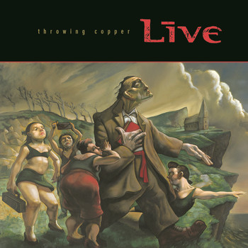 Live - Throwing Copper (Explicit)
