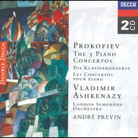 Vladimir Ashkenazy / London Symphony Orchestra / André Previn - Prokofiev: The Piano Concertos (2 CDs)
