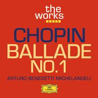Arturo Benedetti Michelangeli - Chopin: Ballade No.1 in G minor, Op.23