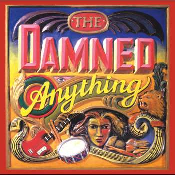 The Damned - Anything (Remastered & Expanded)