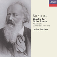 Julius Katchen - Brahms: Works for Solo Piano