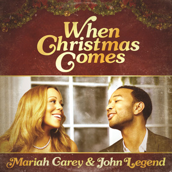 Mariah Carey - When Christmas Comes