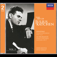 Julius Katchen - The Art Of Julius Katchen Vol.3