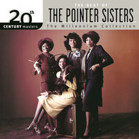 The Pointer Sisters - The Best Of The Pointer Sisters 20th Century Masters The Millennium Collection