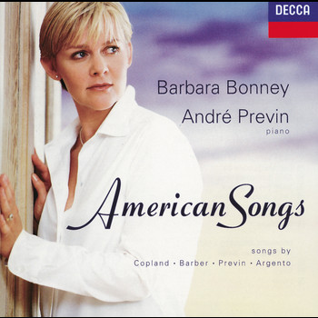 Barbara Bonney - American Songs