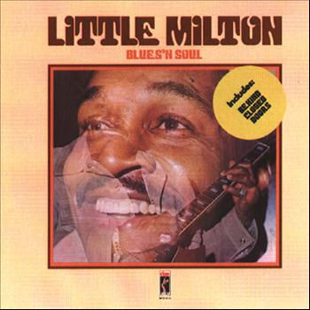 Little Milton - Blues 'N Soul