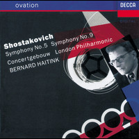 Concertgebouw Orchestra Of Amsterdam - Shostakovich: Symphonies Nos.5 & 9