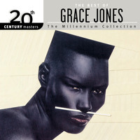 Grace Jones - 20th Century Masters: The Millennium Collection: Best Of Grace Jones