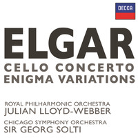 Julian Lloyd Webber - Elgar: Cello Concerto / Enigma Variations