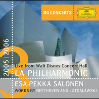 "Los Angeles Philharmonic - Beethoven: Symphony No. 5; Overture ""Leonore II""/Lutoslawski: Symphony No.4 (DG Concerts)"