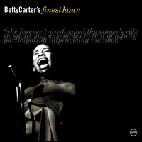 Betty Carter - Betty Carter's Finest Hour