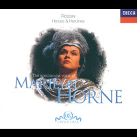 Marilyn Horne - The Spectacular Voice of Marilyn Horne