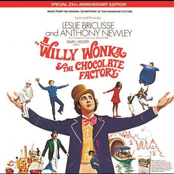 Various Artists - Willy Wonka & The Chocolate Factory (Soundtrack)