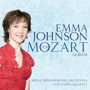 Emma Johnson - The Mozart Album