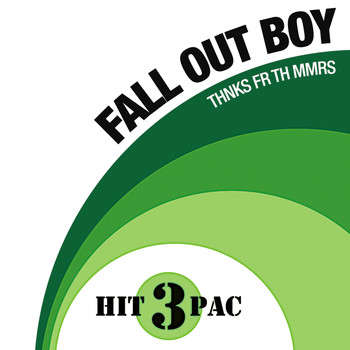 Fall Out Boy - Thnks Fr Th Mmrs Hit Pack