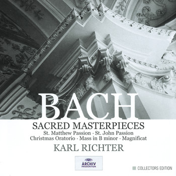 Münchener Bach-Orchester - Bach, J.S.: Sacred Masterpieces